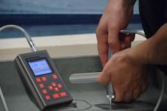 Anwendungsbeispiel UCI Härteprüfgerät alphaDUR mini - 03